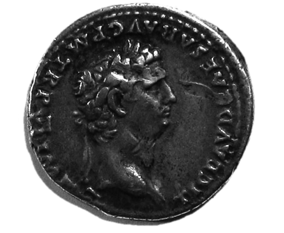 Claudius Münze