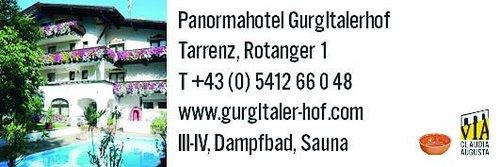 Tarrenz Gurgltalerhof