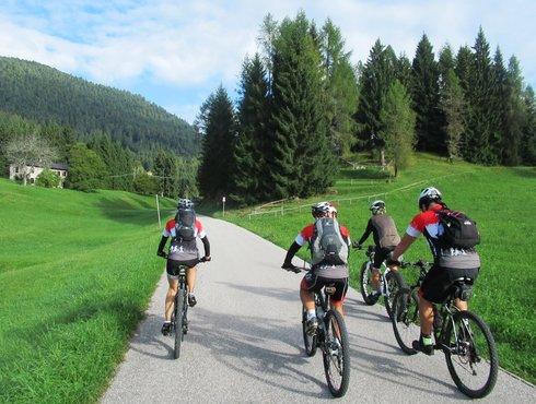 Bici Tesino Trentino