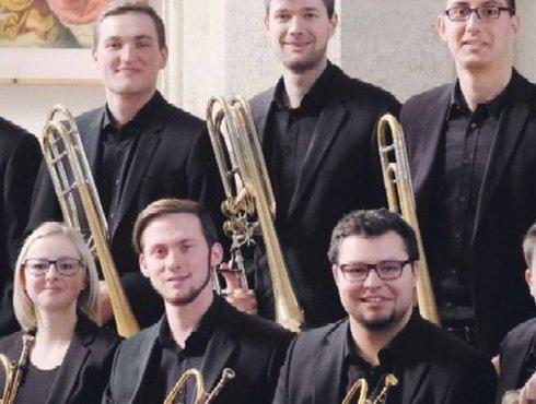Konzert Biberwier Dorfpark Brass