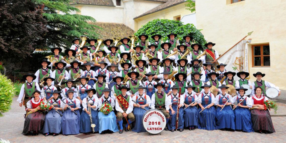 Musikkapelle Latsch