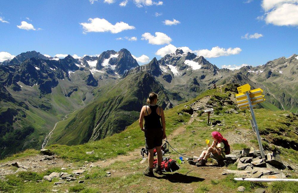 Berge, Mountain, Mountain hiking