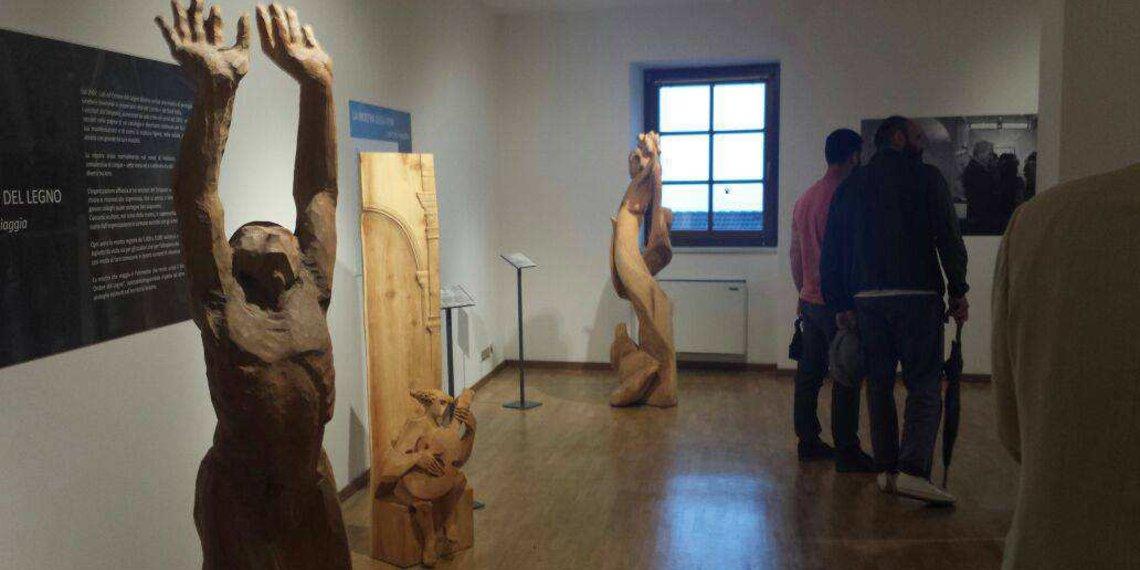 museo sculture simposio palazzo gallo castello tesino