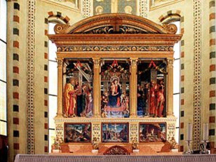 San Zeno Verona Altar