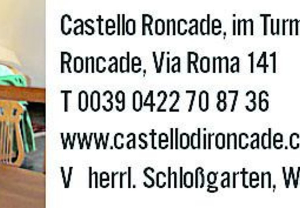 Roncade Castello di Roncade