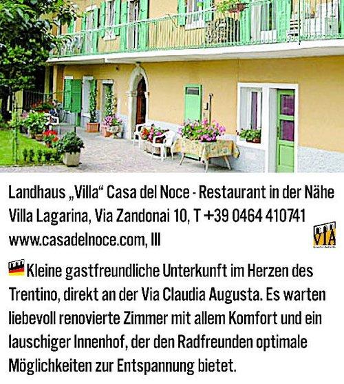 Villa Lagarina, Casadel Noce
