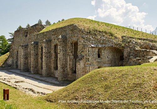 Forte Tenna Levico Terme Valsugana Trentino