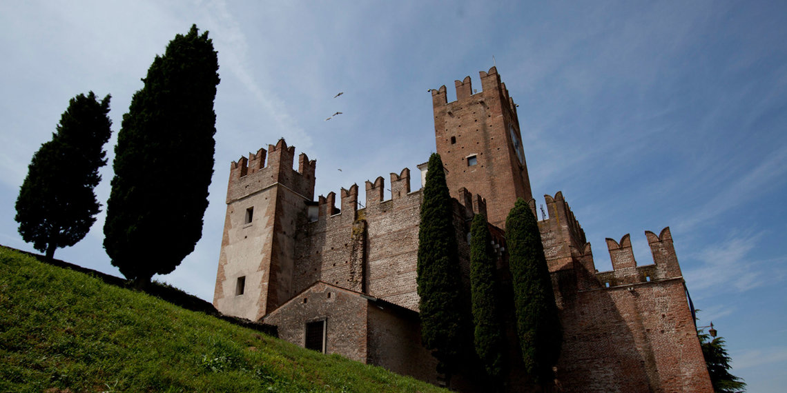 Villafranca Castello Poebene Pianura
