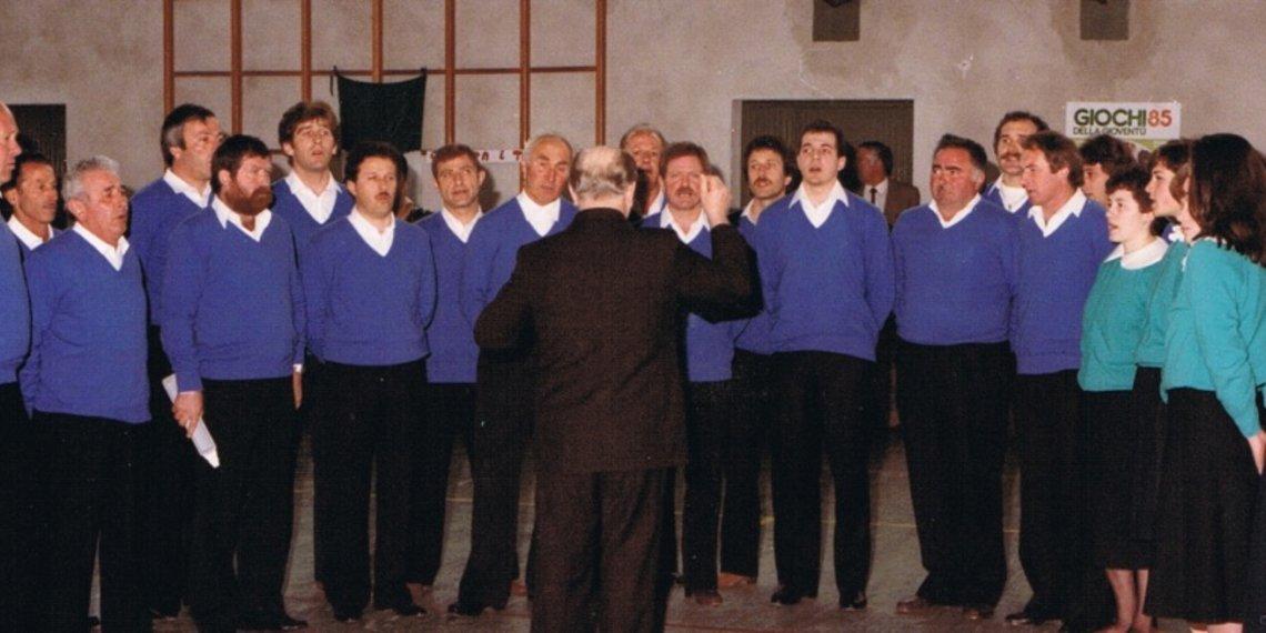 Coro Polifonico Trichiana 1983