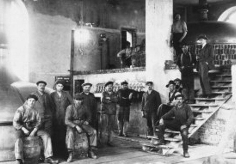 Sala Cottura Vecchia Fabrica Pedavena
