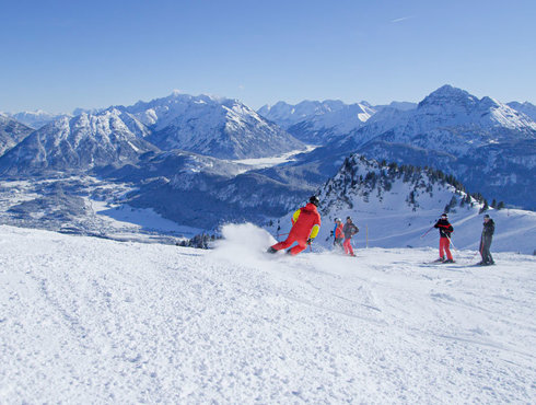 Winter Hahnenkamm Ski