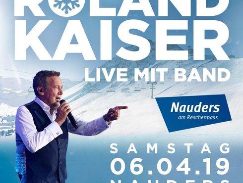 Konzert Roland Kaiser