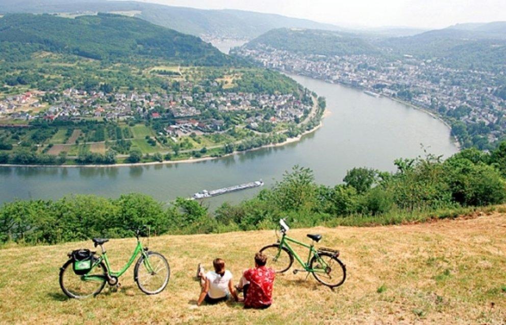 von Westen per Rad nach Donauwörth