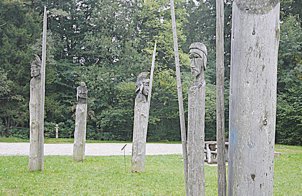 Foto vom Kunstpark