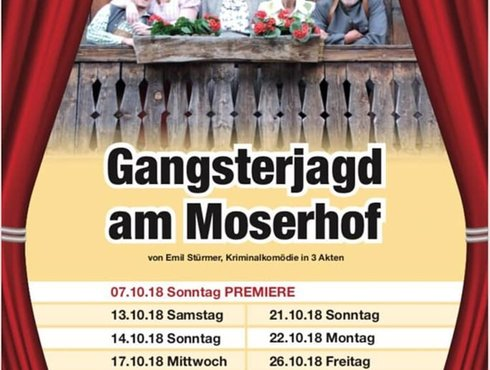 Theater Plakat Tarrenz