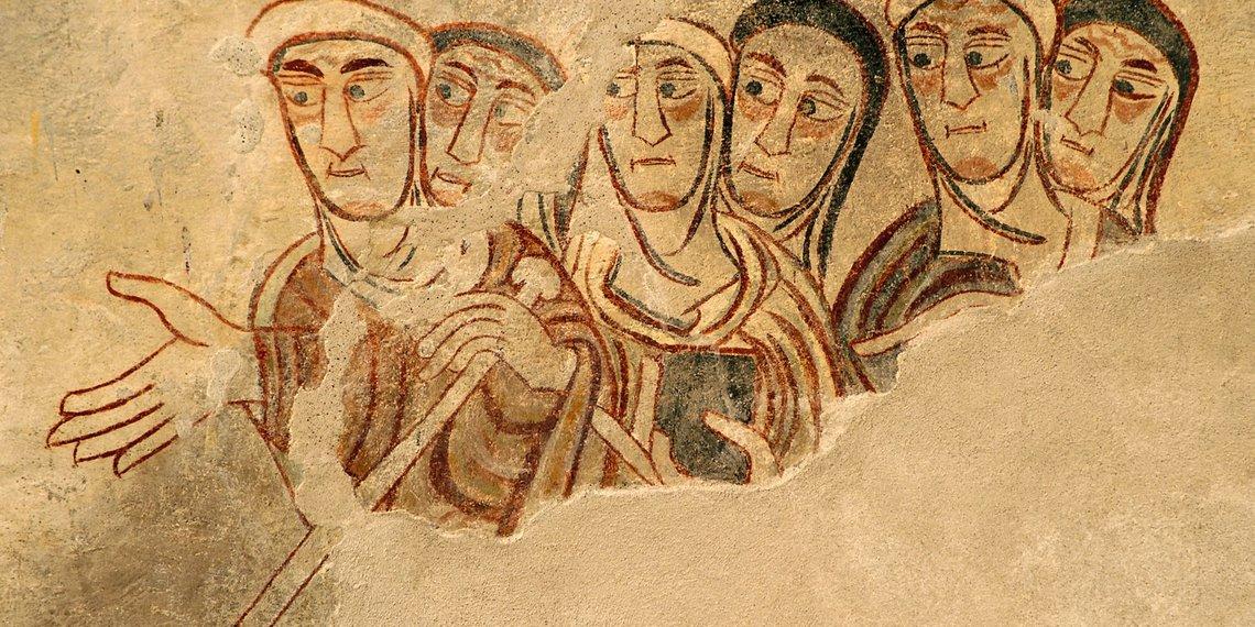 Malereien Prokuluskirche