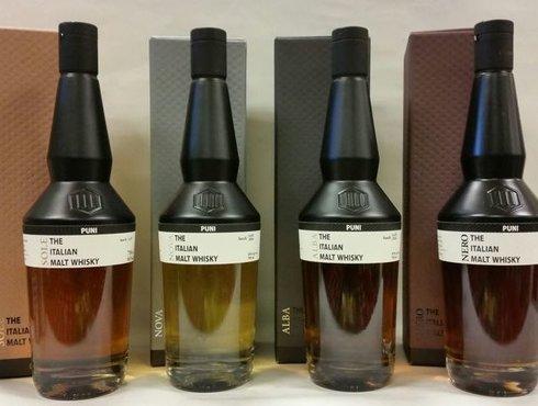 Single Malt Whisky Puni