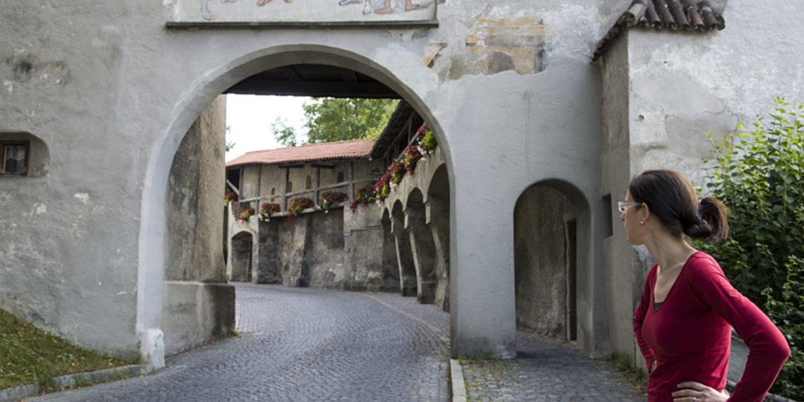 Wandererin Schongau