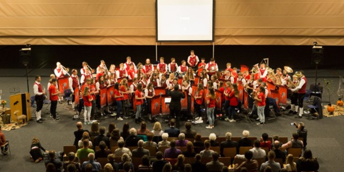 Jugendblasorchester in Meitingen