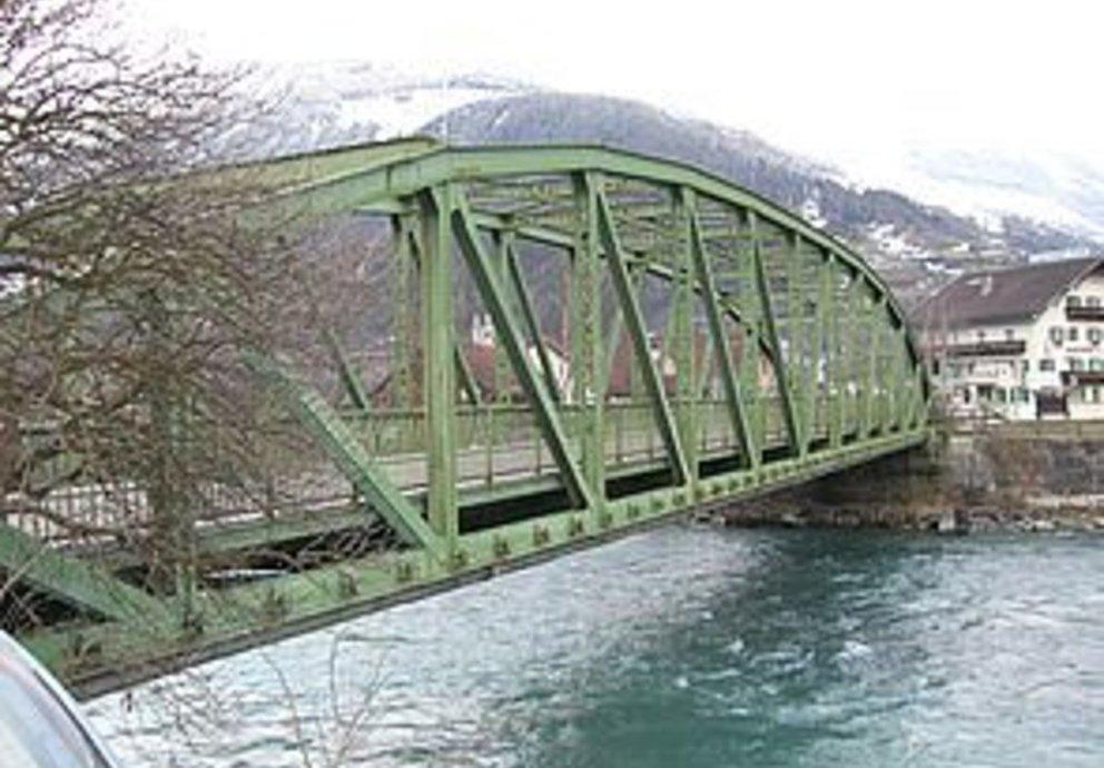 Innbrücke Prutz