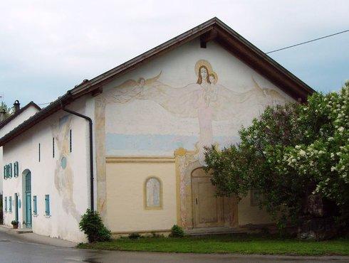 Maluramuseum, Unterdiessen, Fuchstal, Foto Maluramuseum