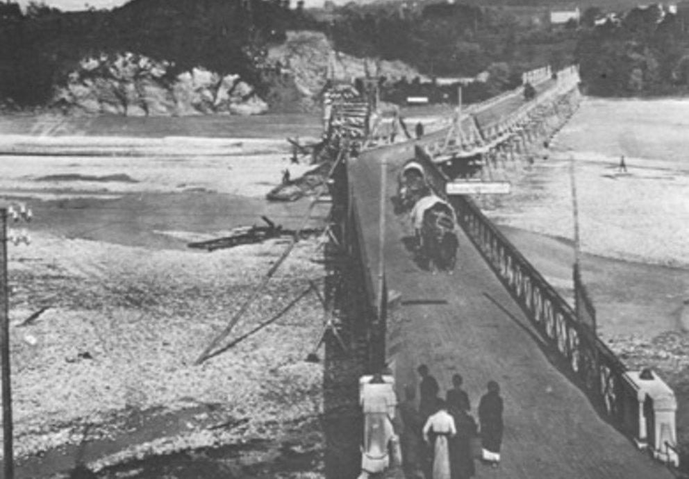 ponte di busche 1918