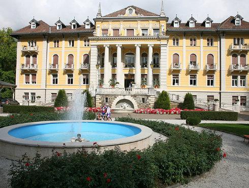 Gran Hotel Levico, Terme, Alta Valsugana, Trentino