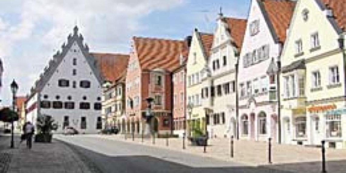 Reichsstraße, Donauwörth