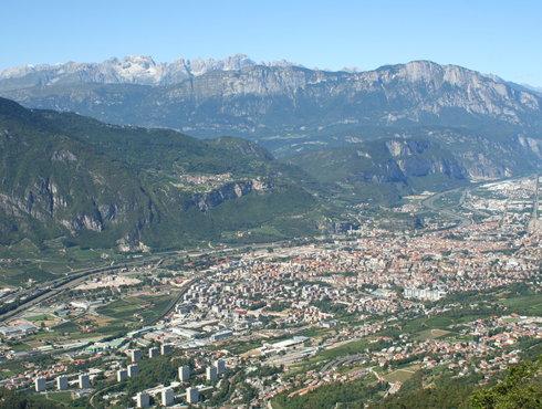 Paganella Brenta Trento, Foto: Gemeinfrei Wikipedia