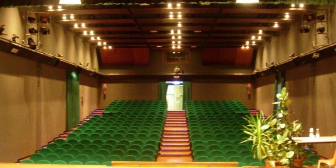 Teatro Del Centro Scolastico Di Borgo Valsugana