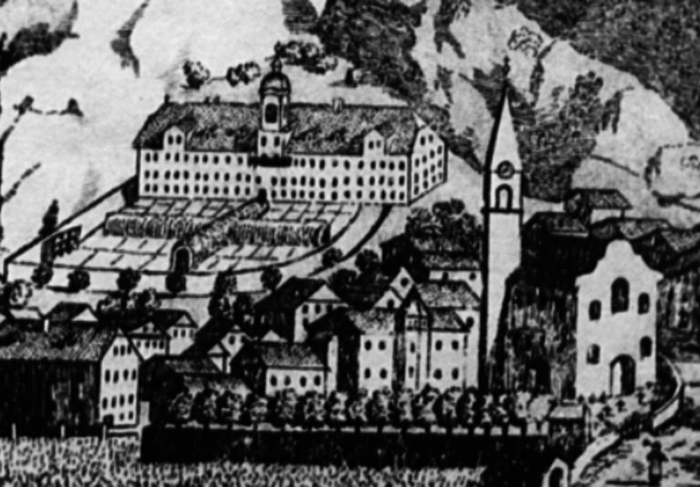 Krankenhaus Zams 1811