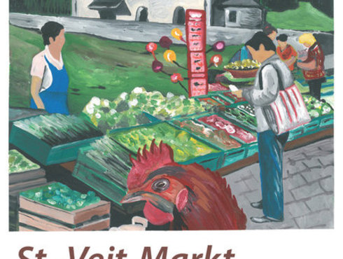 Plakat St Veith Mark Tartsch