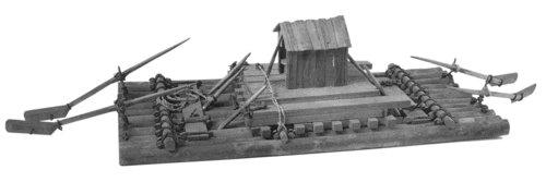 Floßmodell