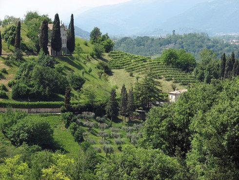 Montello Villa Contarini Degli Armeni Veneto