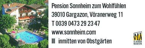 Gargazon Sonnheim