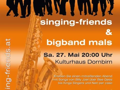 Big Band Mals in Dornbirn