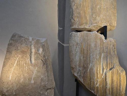 Menhire Schlanders Schlandersburg