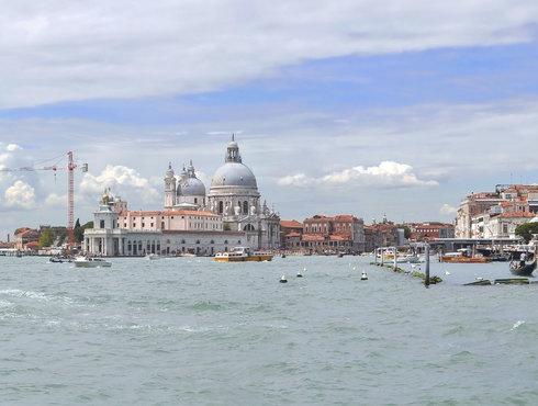 Bacino di San Marco in Venice