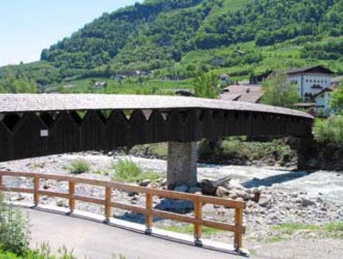 Brücke Algund