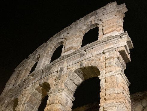 Verona Ala Nachthimmel