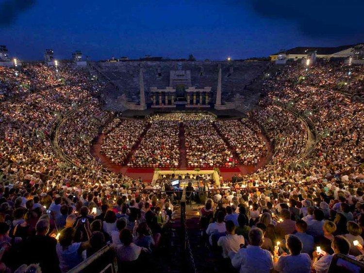 Arena Auditorio Pieno