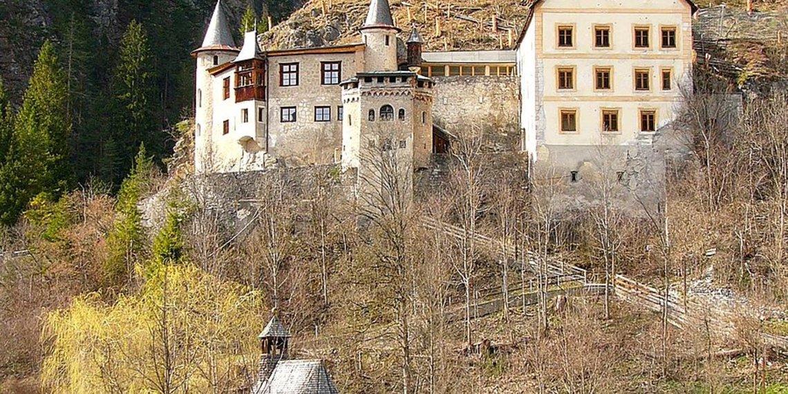 Schloss Fernstein Foto Wikipedia Giwi