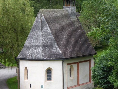 Schloss Fernstein Kapelle Foto Wikpedia Luckyprof