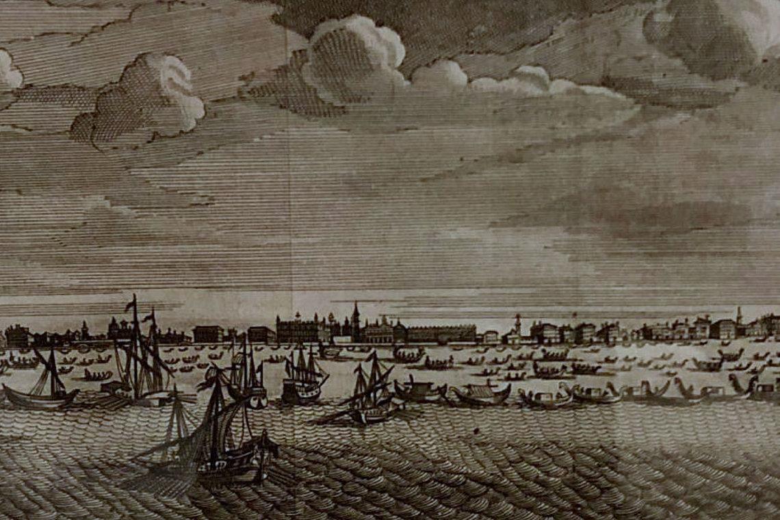 San Marco Legno Navi