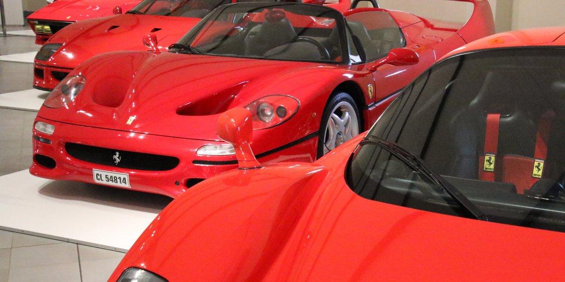 Ferrari Pixels