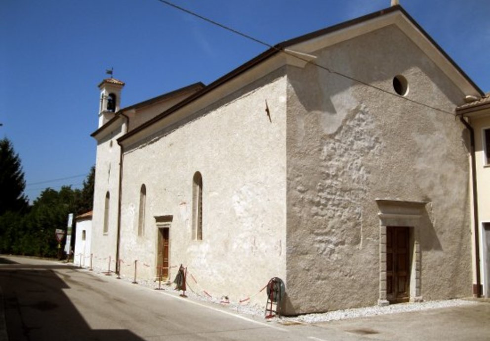 Chiesa San Bernardo Cesana