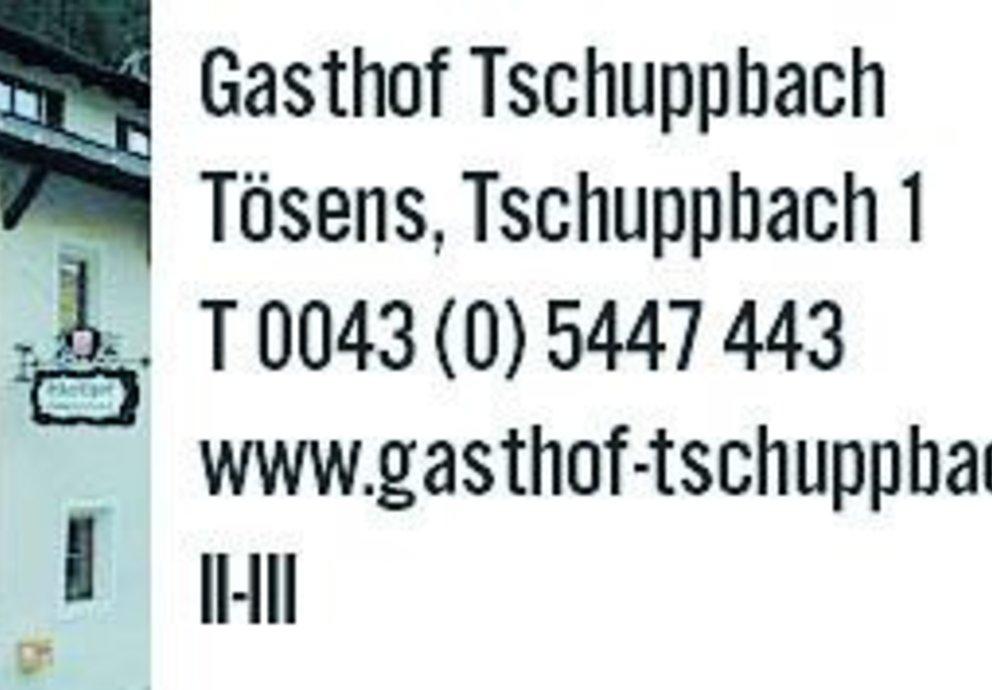 Toesens Tschuppbach