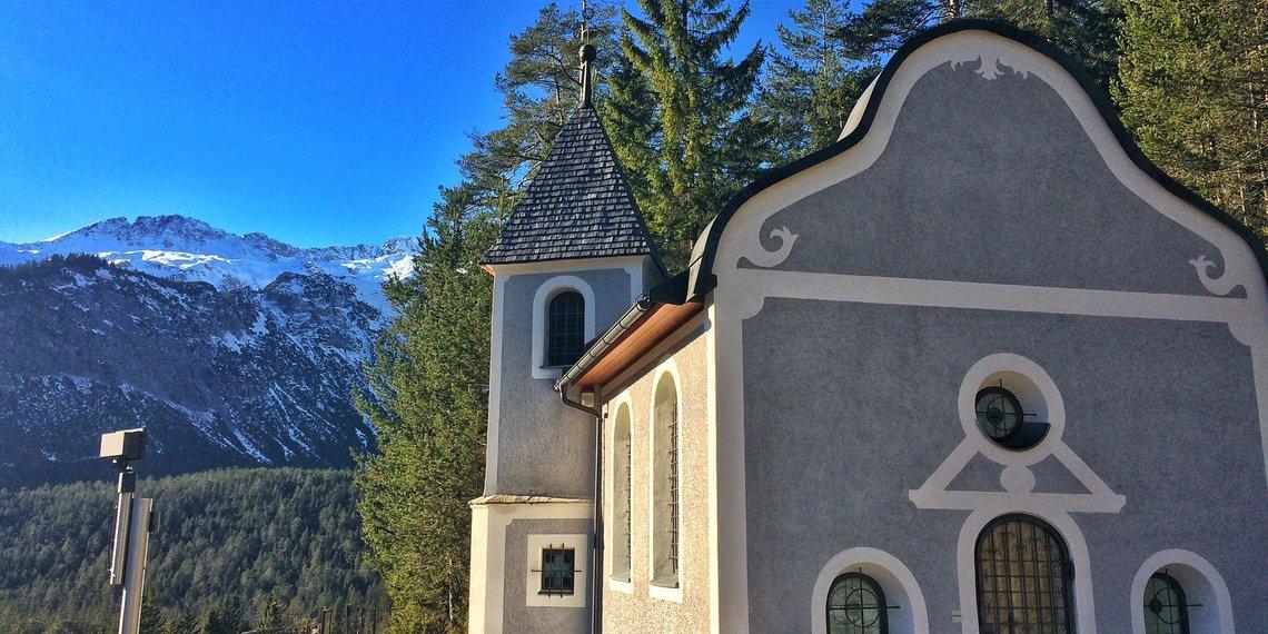 Kapelle Fernpass