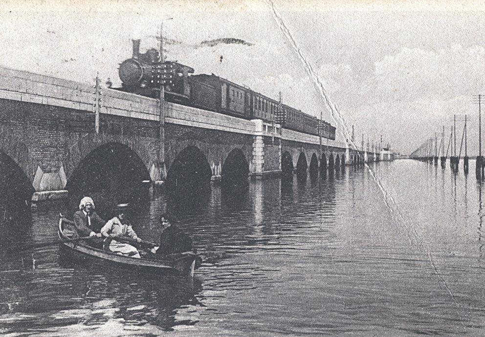 Treno Ponte Venezia