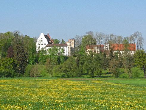 Schloss Igling Landkreis Landsberg, Foto Tschaikner